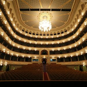 Theater Tiflis Georgien